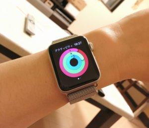 Applewatch以外の人気の活動量計